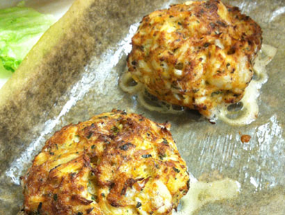 Maryland Crab Cake Catering Package