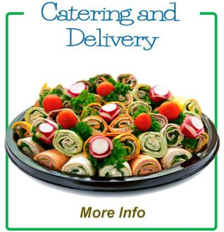 Catering and Delivery Information