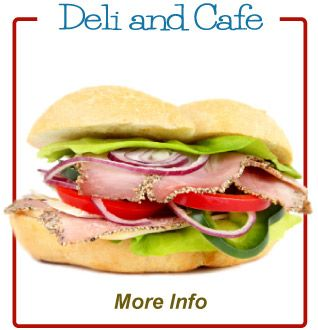 Walk in Deli and Cafe Information